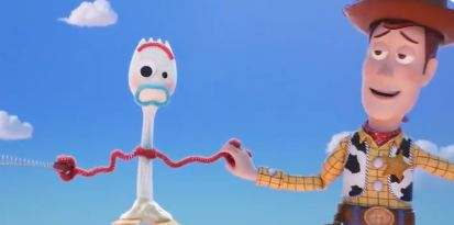 'Toy Story 4' teaser: Meet Forky, the new toy in town