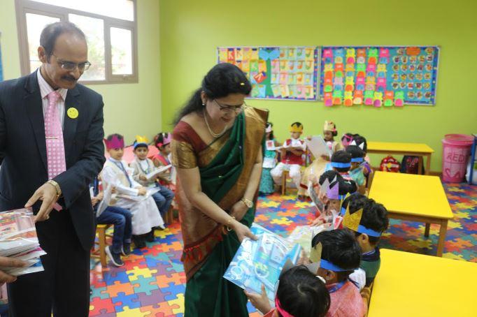 Fun-filled children's day at New Millennium School, DPS Bahrain