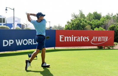 Emirates named official airline of DP World Tour Championship