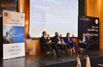 GE presents plan to strengthen Lebanon's power sector