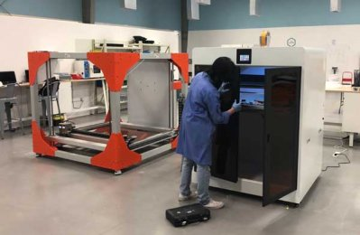 Immensa team achieves metal 3D printing certification