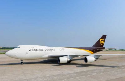 UPS expands express services to high-growth markets