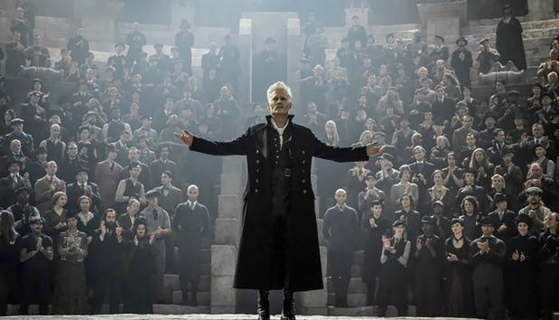 Film Review: A magical experience for J K Rowling fans...