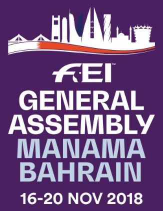 Bahrain to host FEI meetings