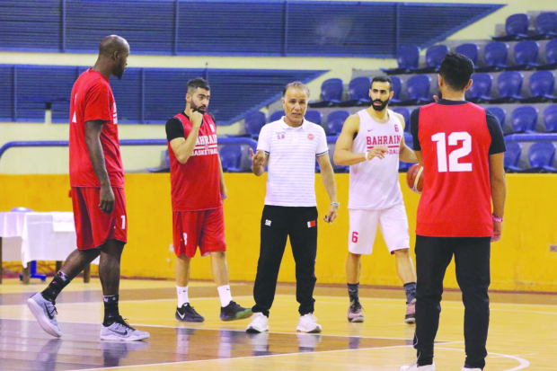 Bahrain eye final berth
