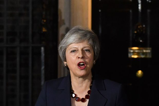UK's May takes Brexit deal to rebellious MPs