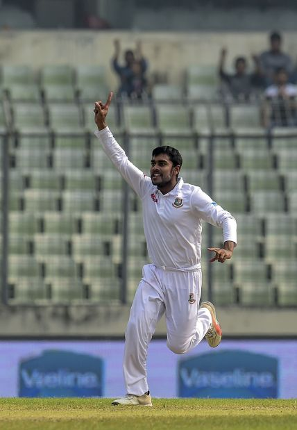 Taylor heroics in vain as Bangladesh level series