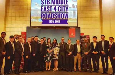 Singapore Tourism highlights new products