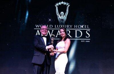 Tamani Marina wins Luxury All Suite Hotel Award