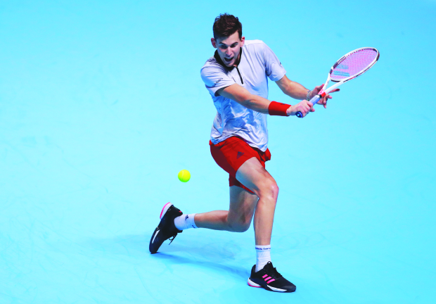 THIEM REVIVES HOPES