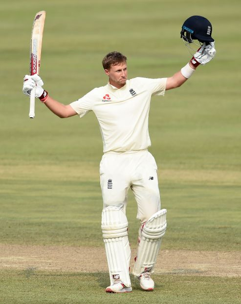 Brilliant Root ton puts England on top against Sri Lanka