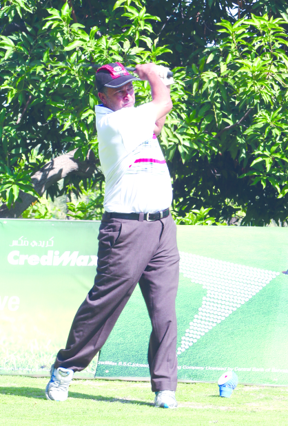 Other Sports: Al Hawaj 1 set pace in AMH Charity golf