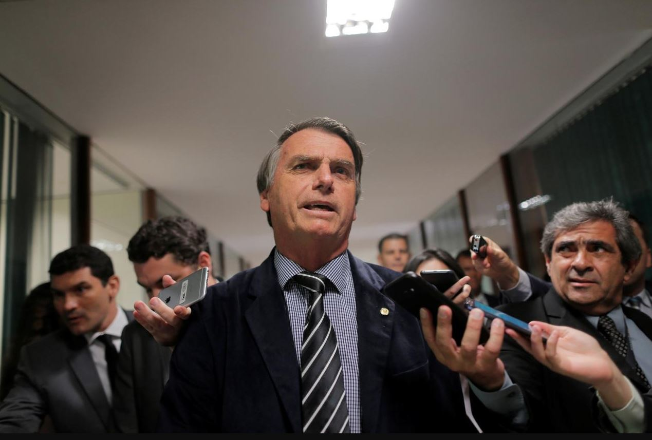 Brazilian politics a family affair for Bolsonaros