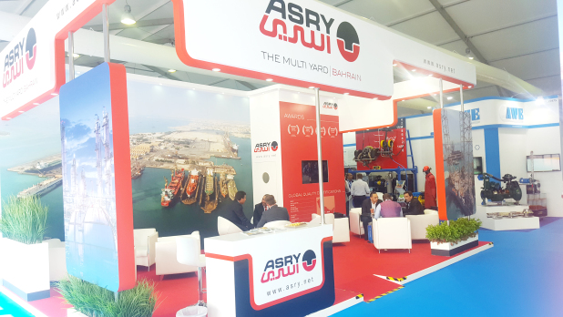 Asry showcases engineering offering
