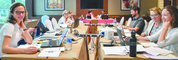 Officials arrive for FEI General Assembly