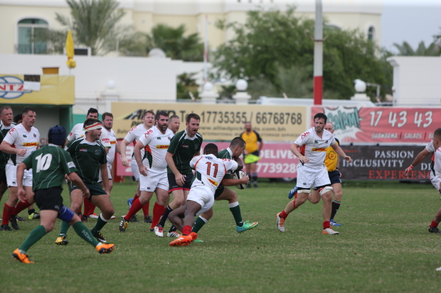 RFC Select XV too strong for Saudis