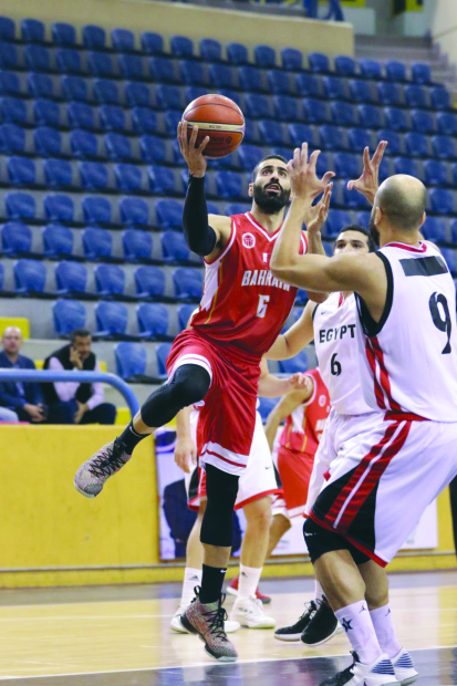 Bahrain finish fourth in Arab basketball