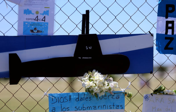 Wreck of Argentine submarine found year after disappearance: navy
