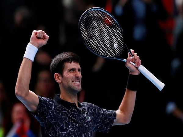 ATP Finals: Djokovic eases into final round