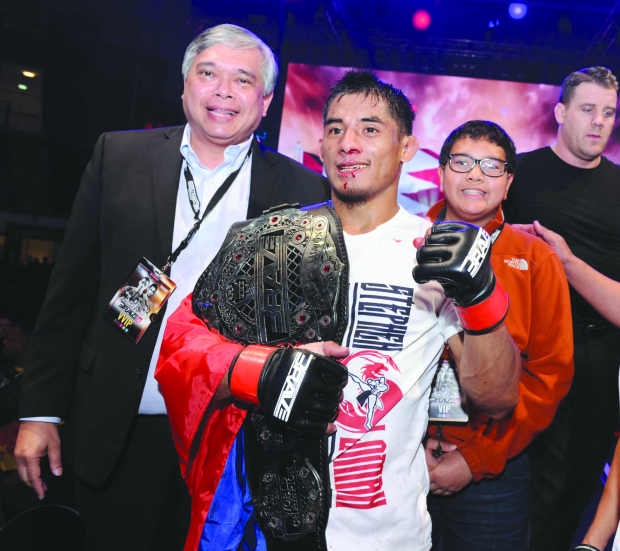 Brave 18 fighters thrill Bahrain fans