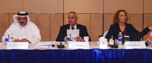 FEI meetings start in Bahrain