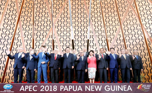 US-China discord dominates APEC summit