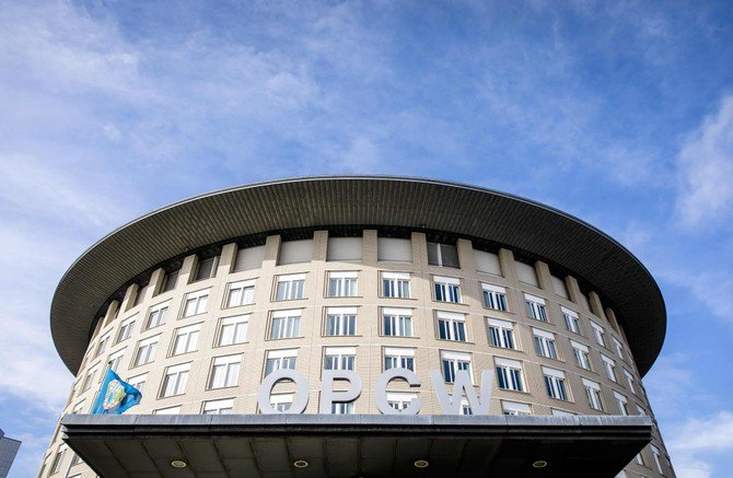 Big powers set to clash at chemical weapons watchdog