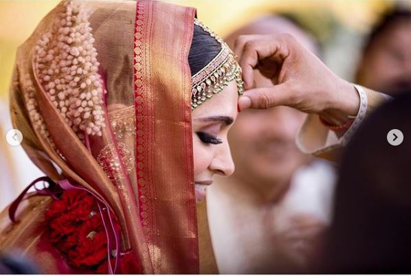 Bollywood: More stunning PICTURES from Deepika and Ranveer's wedding