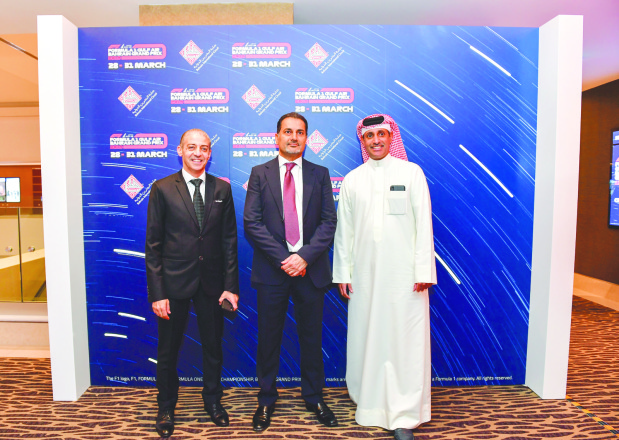 Bahrain gears up for 15th edition of F1