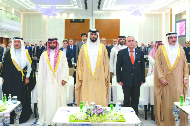 Shaikh Nasser hails King for supporting FEI General Assembly