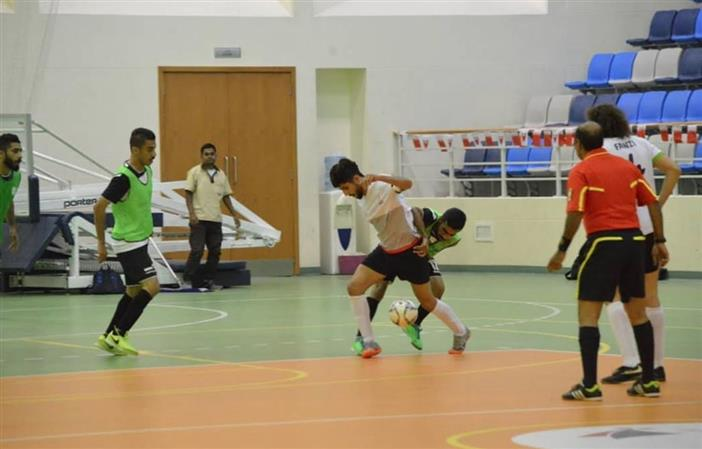 Bankers Futsal League : BBK barge into futsal league semis