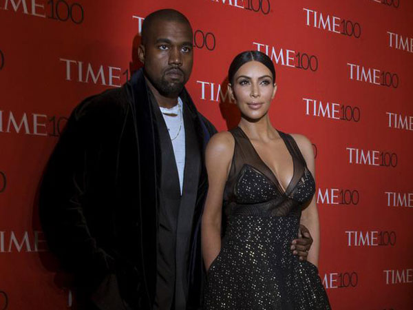 California wildfire: Kim K, Kanye donate $500,000 for relief