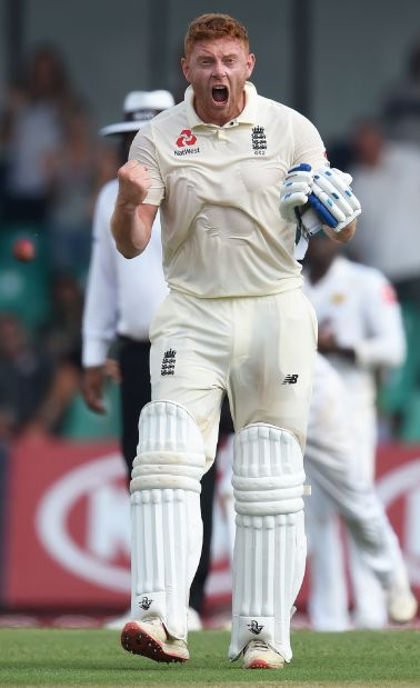 Bairstow rescues England