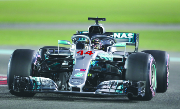 Hamilton looks to finish with a bang