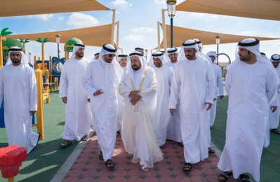Sharjah opens new sports complex, family park