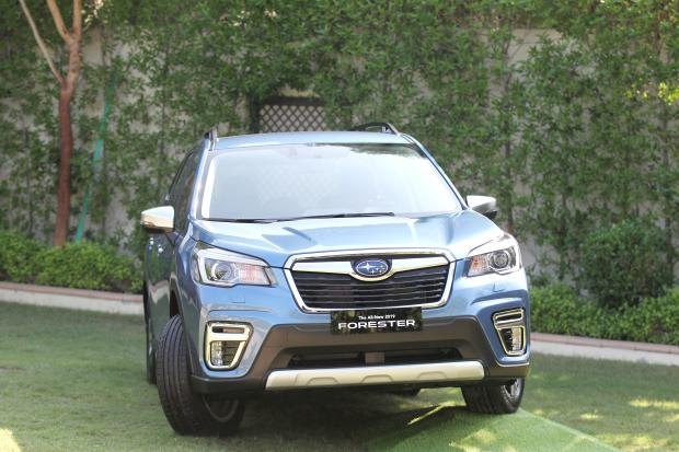 Motorcity unveils Subaru Forester