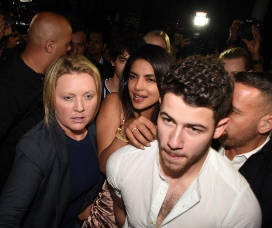 Bollywood: Priyanka, Nick step out with Sophie Turner and Joe in Mumbai