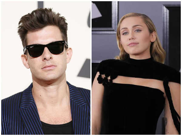 Miley Cyrus, Mark Ronson announce collaboration