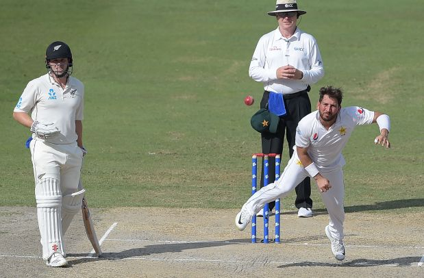 Fourteen wickets for Yasir as Pakistan level series against New Zealand