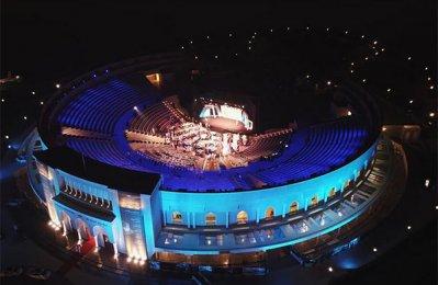 Sharjah amphitheatre logs 25,665 visitors in 2018