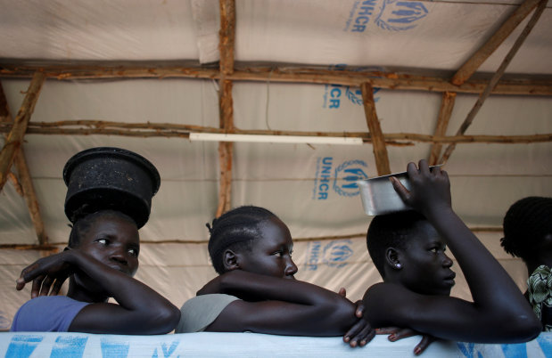 Unknown gunmen 'rape 125 women in South Sudan'