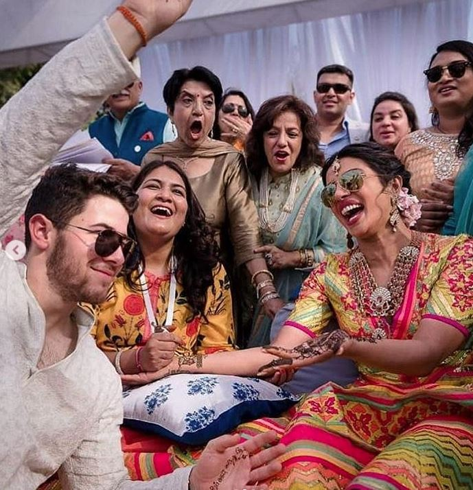 Priyanka Chopra, Nick Jonas marry in Indian royal palace