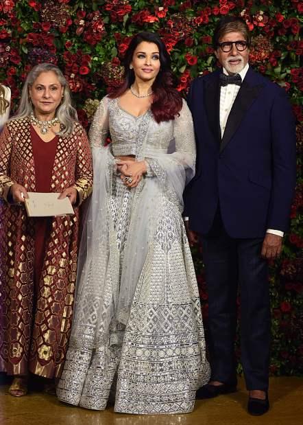 Bollywood: Celebs dazzle at Deepika, Ranveer's star-studded wedding reception
