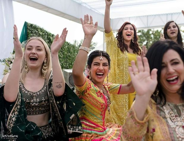 Priyanka Chopra, Nick Jonas host concert for wedding guests