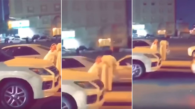 VIDEO: Man killed in clash with police in Jeddah