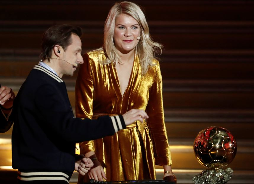 Ballon D'Or host apologises as 'twerk' request causes storm
