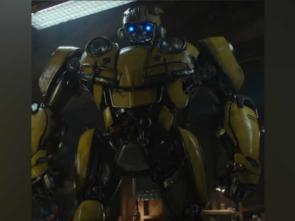 'Bumblebee' finally finds his voice in this actor!