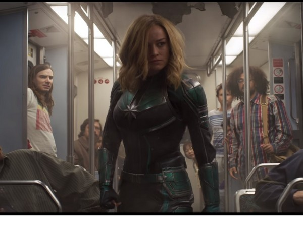 WATCH: Brie Larson's new 'Captain Marvel' trailer is action-packed