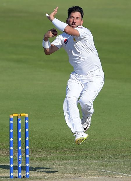 Yasir Shah fastest to 200 Test wickets, breaks 82-year record