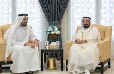 Sharjah Ruler reviews Etihad Rail project progress